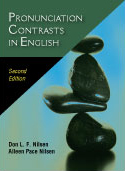 Pronunciation Contrasts in English:  by Don L. F. Nilsen, Alleen Pace Nilsen