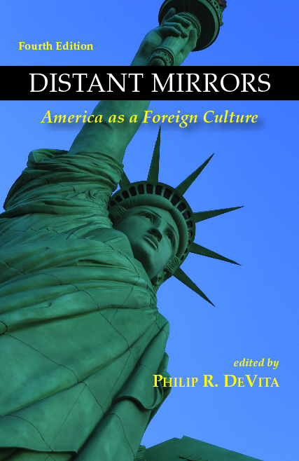 Distant Mirrors: America as a Foreign Culture by Philip R. DeVita