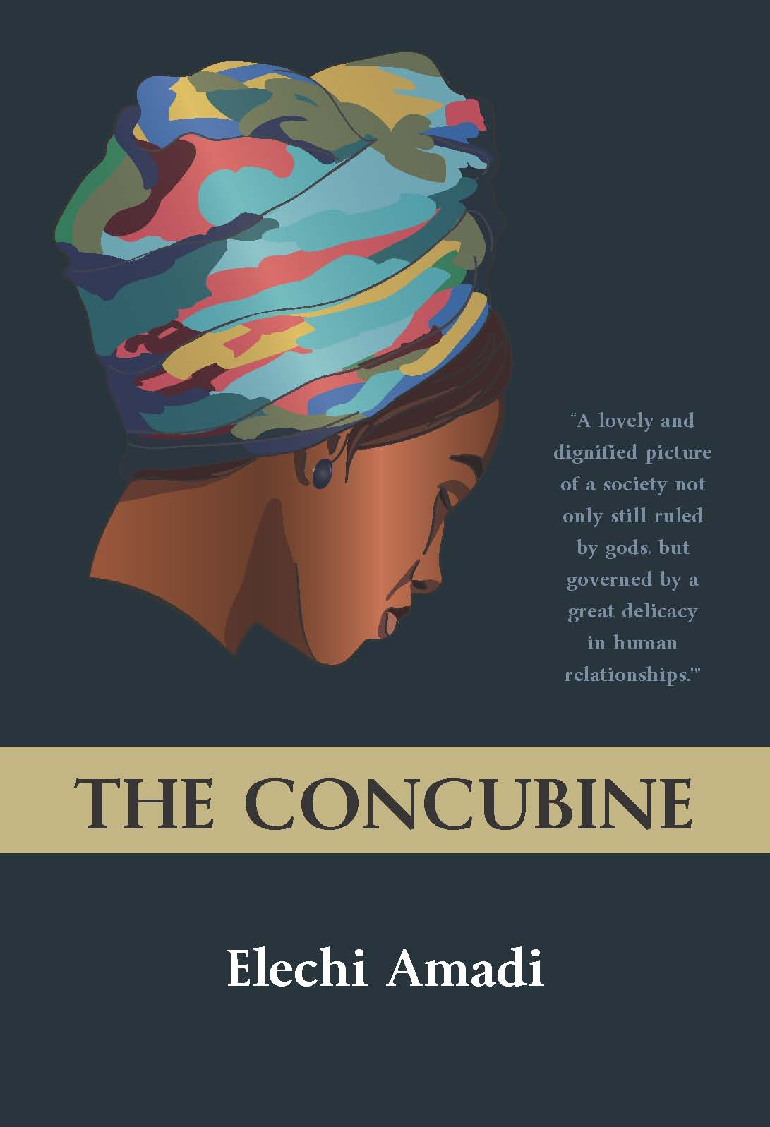 The Concubine:  by Elechi  Amadi