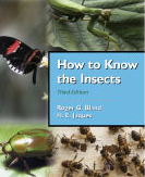 How to Know the Insects: Third Edition by Roger G. Bland, H. E. Jaques
